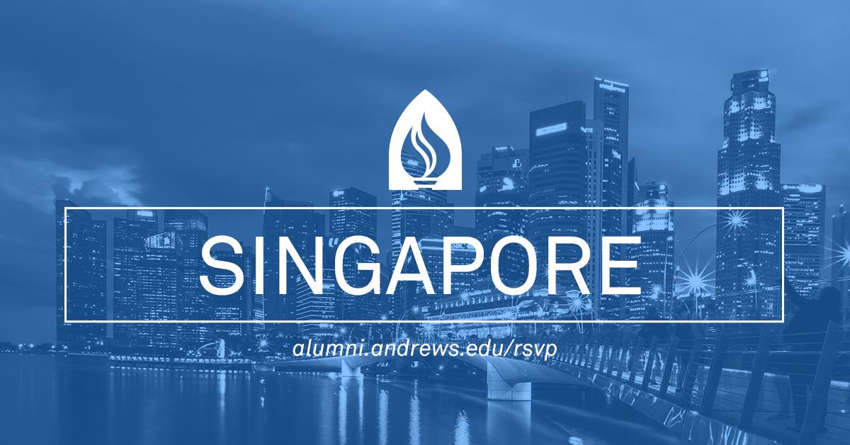 Andrews Regional Event in Singapore